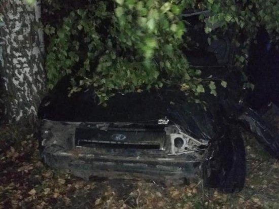 Водитель ВАЗа погиб в ДТП в Батыревском районе