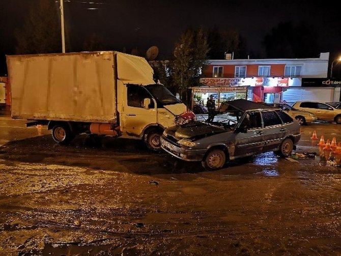 18-летний пассажир ВАЗа погиб в ДТП в Нижневартовске