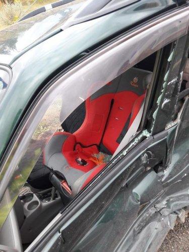 4-летняя девочка пострадала в ДТП в Оренбургской области (2)
