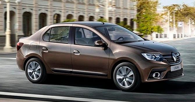 1 Renault Logan