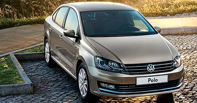 4 Volkswagen Polo