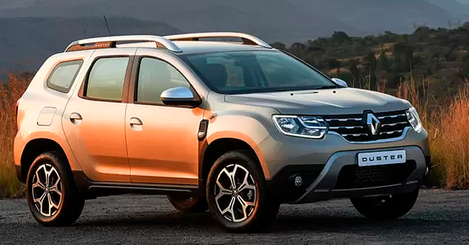 5 Renault Duster