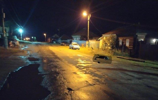 В Миассе водитель насмерть сбил женщину и скрылся