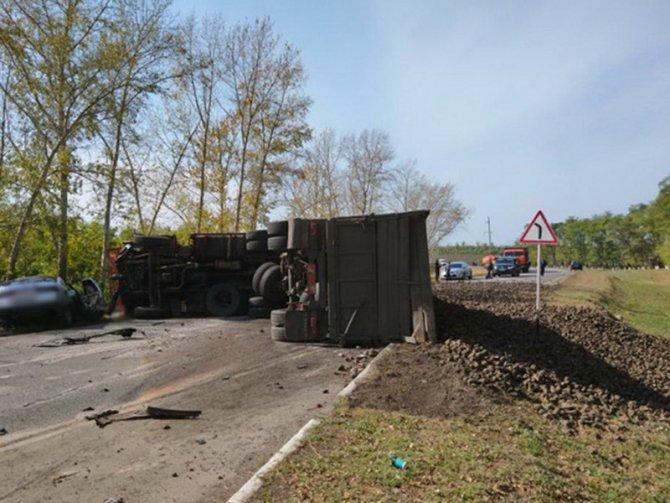 Три человека погибли в ДТП в Белгородской области (3)