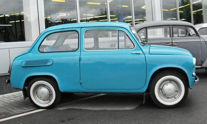 3 ЗАЗ-965