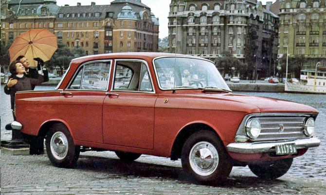 4 Москвич-408