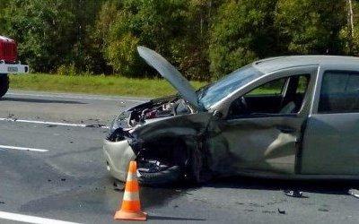 В ДТП в Тульской области погиб водитель и пострадали двое детей