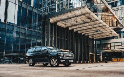 Cadillac лучше продаётся в лизинг, а вот Chevrolet – в кредит!