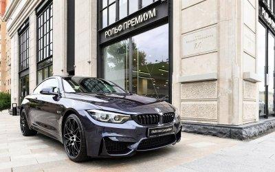 ВОЗМУТИТЕЛЬ СПОКОЙСТВИЯ. НОВЫЙ BMW M4.