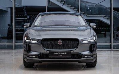Полностью электрический Jaguar I-PACE в «АВИЛОН»!
