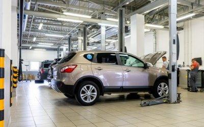 Автоцентр на Таганке и в Люблино – ваш выгодный сервис Nissan