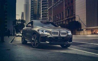 НОВЫЙ BMW X6. СОЗДАН БЫТЬ ПЕРВЫМ