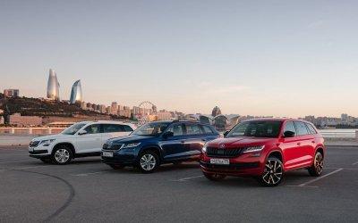 АТЛАНТ-М ТУШИНО знает толк в чешских автомобилях