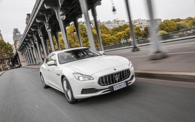 Вам не нужны деньги при покупке Maserati в АВИЛОН!