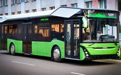 ВКазани испытывается новейший автобус «МАЗ»
