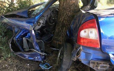 Женщина-водитель погибла в ДТП в Крыму