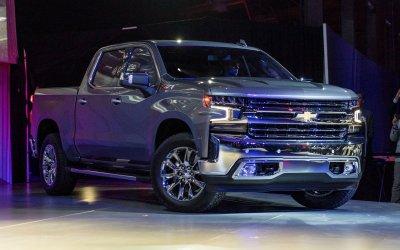 Начались продажи новых Chevrolet Silverado иGMC Sierra