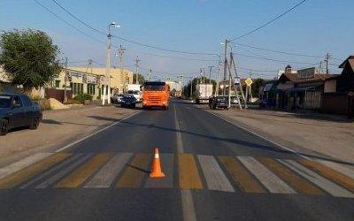 В Волгоградской области водитель сбил ребенка на переходе и скрылся