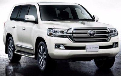 Toyota Land Cruiser 300: прощай, V8!