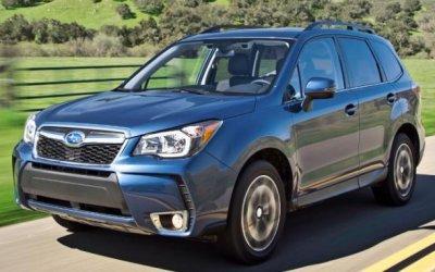Фирма Subaru назвала свои российские бестселлеры