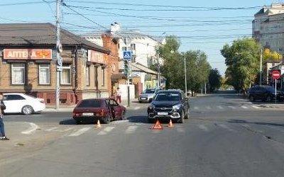 7-летний ребенок пострадал в ДТП в Оренбурге
