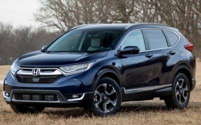 Honda начала продажи нового кроссовера