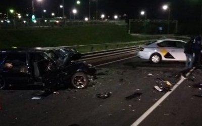 24-летний мужчина погиб в ночном ДТП в Сочи