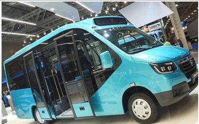 «ГАЗель NEXT» стала комфортабельным автобусом