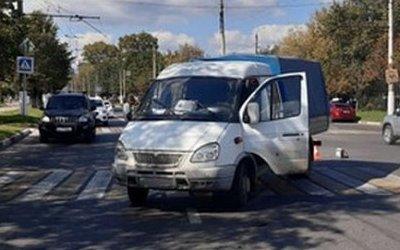 В Твери «Газель» сбила пешеходов