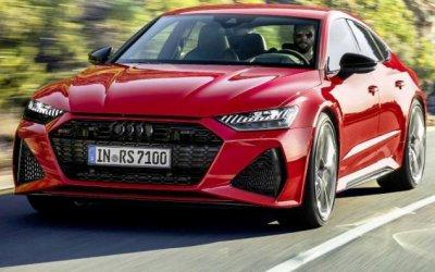 Обновлён Audi RS7 Sportback