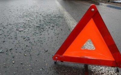 Пассажир BMW погиб в ДТП в Петергофе