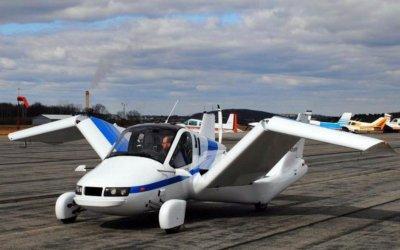 Geely начнёт производство летающих автомобилей