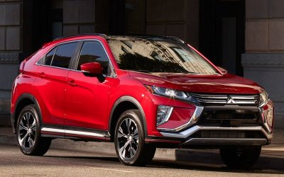 Начаты продажи нового Mitsubishi Eclipse Cross