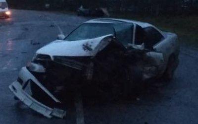 Водитель ВАЗа погиб в ДТП в Муромцевском районе Омской области