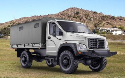 Начались продажи грузовика «Садко NEXT»