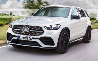 Mercedes-Benz GLE стал гибридом