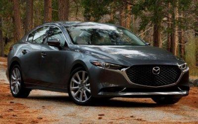 Седан Mazda 3 для России: стали известны подробности