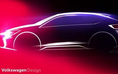 Volkswagen начал испытания нового кроссовера