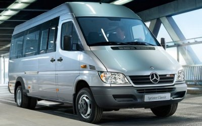 Mercedes-Benz Sprinter: объявлен массовый отзыв