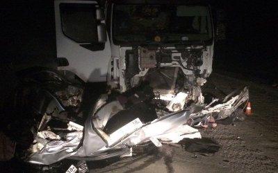 В ДТП в Усольском районе погиб водитель иномарки