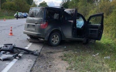 Водитель иномарки погиб в ДТП в Тосненском районе