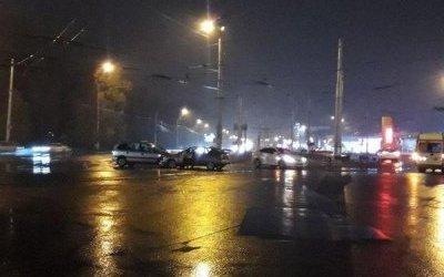 Младенец пострадал в ДТП в Курске