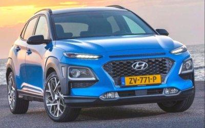 Hyundai Kona получил гибридную модификацию