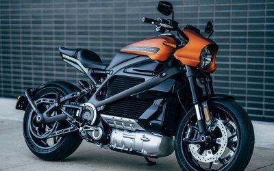 Harley-Davidson Livewire: скоро в России