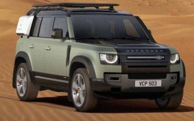Новый Land Rover Defender приедет и в Россию
