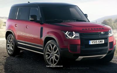 Land Rover Defender рассекречен накануне премьеры