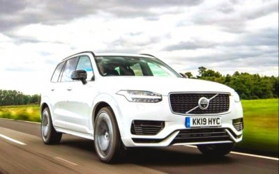 Начаты продажи нового Volvo XC90