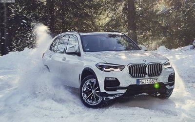 BMW X5 получил гибридную модификацию