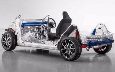 Toyota создала новую платформу для компактных авто