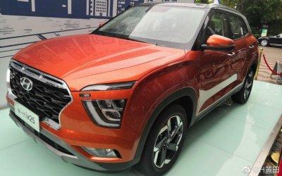 Винтернете появились снимки нового Hyundai Creta